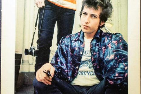 My Top 5 Favorite Bob Dylan Albums